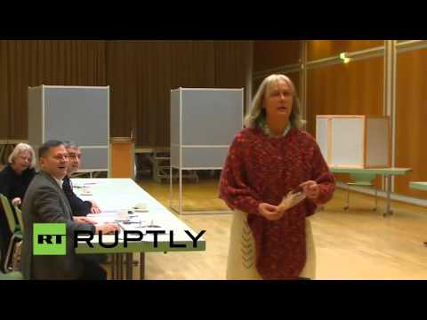 LIVE: State elections in Germany: polls open in Saxony-Anhalt