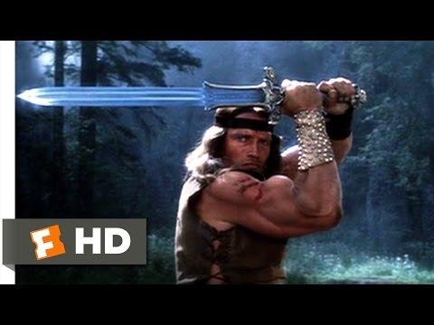 Conan the Destroyer (1984) - Rescuing Princess Jehnna Scene (6/10)   Movieclips
