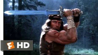 Conan the Destroyer (1984) - Rescuing Princess Jehnna Scene (6/10) | Movieclips