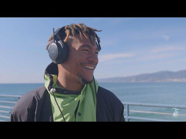 Exodus ANC Noise Cancelling Headphones Hit Santa Monica (Reaction Video)