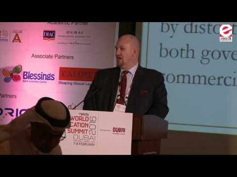 WES 2016 Dubai - Antony David Miller, Faculty of Humanities & Business, Skyline University...