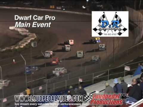 Santa Maria Speedway 10-15-11 - Dwarf Car Nationals