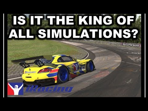 iRacing - Viperconcept\'s Review