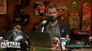 "Fantasy Football Week 11 - Mike ""The Fantasy Hitman"" Wright is LIVE answering questions!"