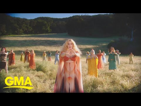 Jagger - First Look at Katy Perry's New Video!