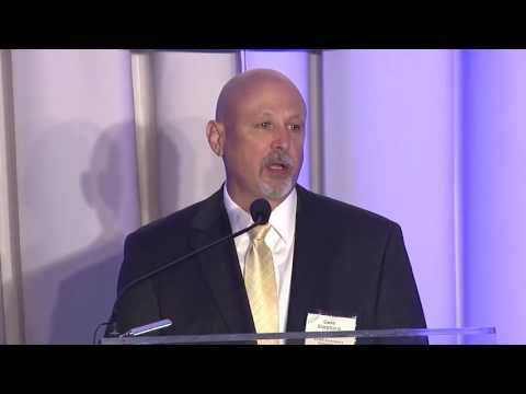 Award Acceptance - Gene Shepherd