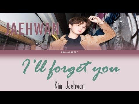 Kim Jaehwan (김재환) - 잊을께 (I'll forget you) [Han|Rom|Eng Color Coded Lyrics] | ongwannable