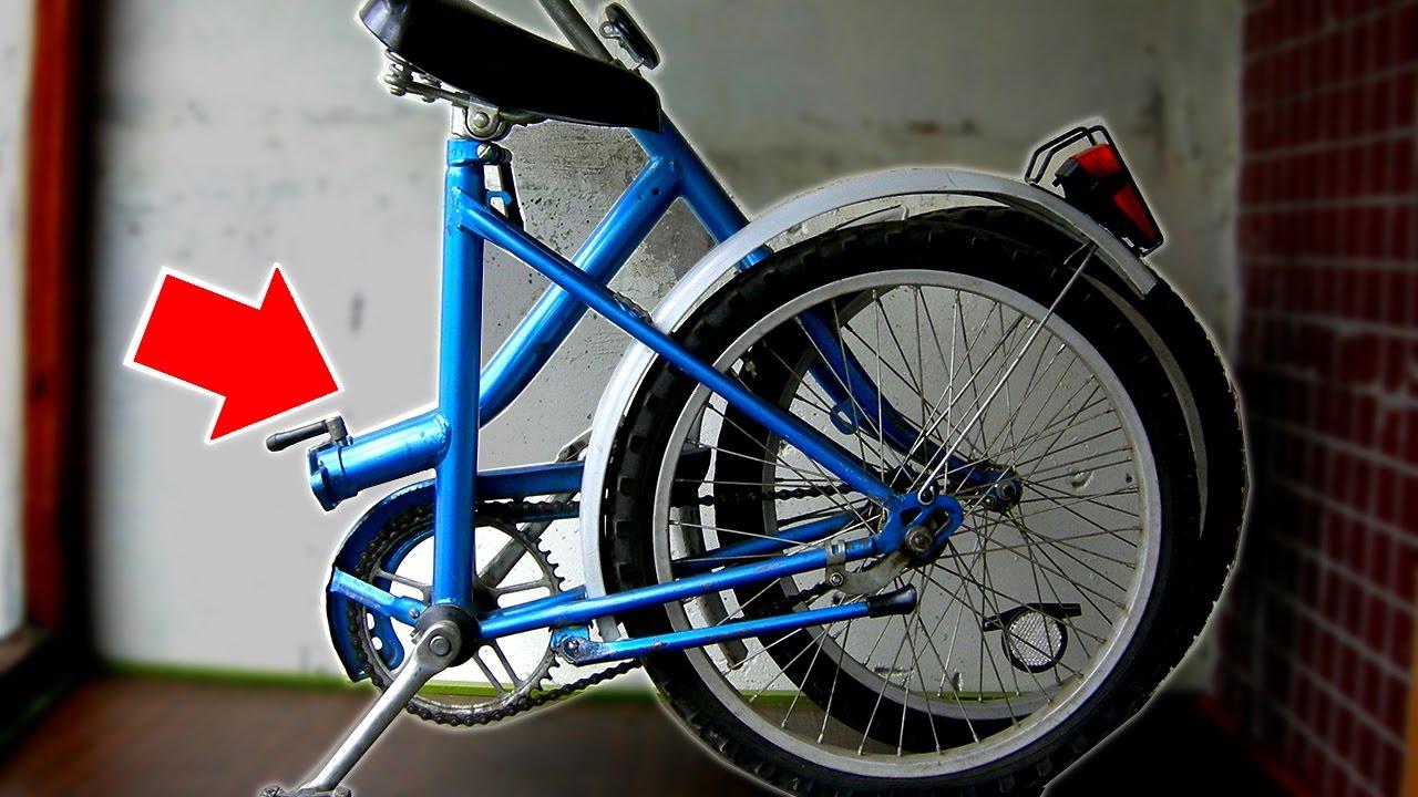 10 забытых легендарных велосипедов СССР