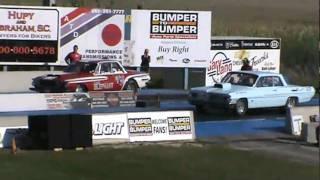 2010 Time Machine Nationals - NSS - Dodge vs Pontiac - 9-4-10