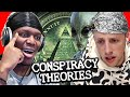 SIDEMEN REACT TO CONSPIRACY THEORIES THAT BECAME TRUE