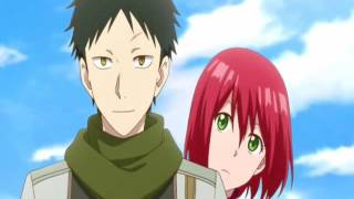 Obi is my precious baby, always protect him. Anime: Akagami no Shirayuki-hime/Snow White with the Red Hair/ 赤髪の白雪姫.