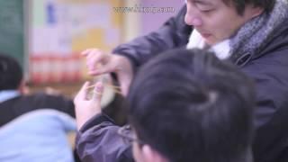 迦密唐賓南紀念中學魔術體驗2015﹣16
