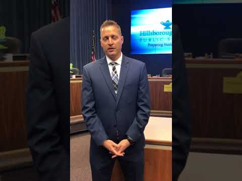 Jeff Eakins, Superintendent of Hillsborough County Public Schools | Gift of Failure