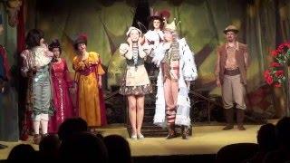«Золушка» мюзикл. Примерка туфельки. Театр Чихачёва