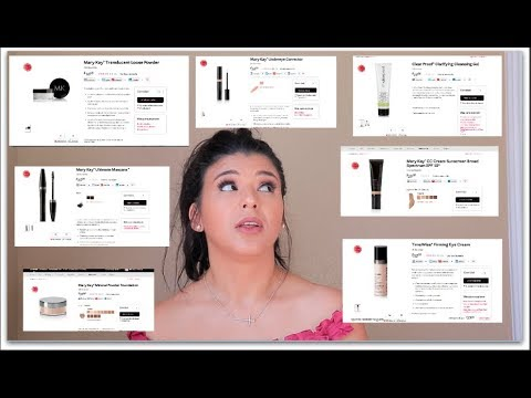 mary-kay-best-selling-|-favorite-products-|-top-18
