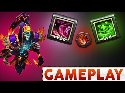 Grizzly Reaper 12/12 | 8/8 Regenerate | CRAZY PROCS [ CASTLE CLASH ]