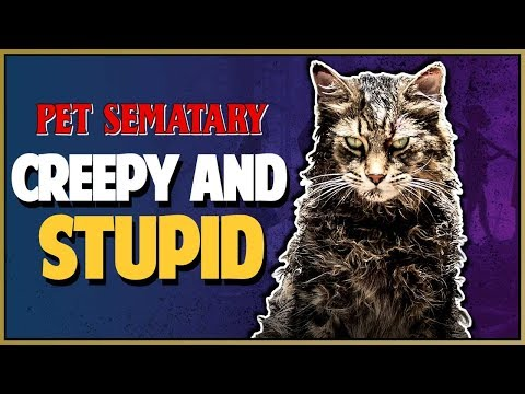 PET SEMATARY 2019 MOVIE REVIEW - Double Toasted Reviews