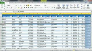 Total Training Microsoft Excel 2010: Essentials Ch 1 Lesson 1. Introducing Excel