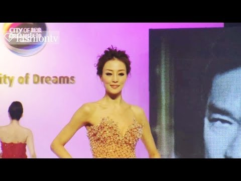William Tang's Haute Couture Asian Collection at Glam Slam 2011 | FashionTV - FTV