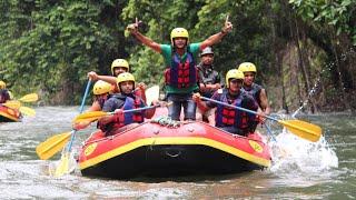 River Rafting In Kannur / ഒരു അടിപൊളി Adventure Ride പോയാലൊ
