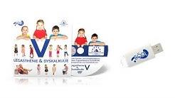 Legasthenie & Dyskalkulie V DVD-Rom