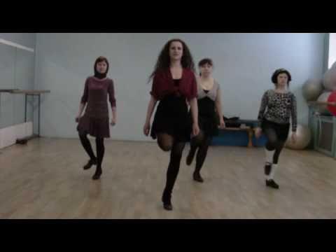 Обучение ирландскому танцу, Путинцева Светлана