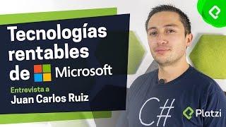 Qué habilidades necesitas para trabajar en Microsoft más allá de C# y Net | Entrevista