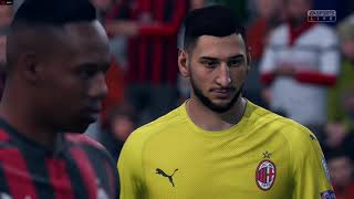 FIFA 19 CHAMPIONS LEAGUE MILAN VS MAN.CITY