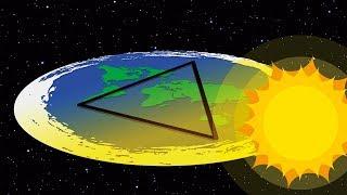 5 GRÜNDE warum die Erde NICHT FLACH sein kann!