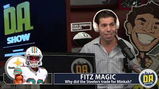 The Steelers loading up on defense with Fitzpatrick makes sense I D.A. on CBS