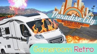 Autocamper Orgy! | Burnout Paradise Vanity Pack [Gameroom Retro]