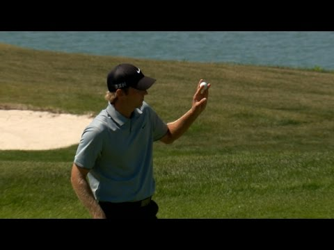 Aggies Champ and Palmer climb the leaderboard in Round Two of ...