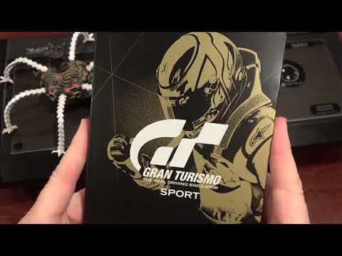 GRAN TURISMO SPORT LIMITED EDITION ARRIVES!