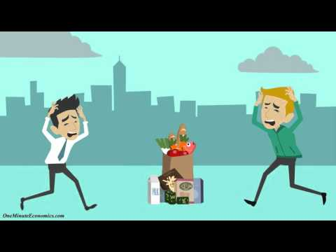 Inflation Explained in One Minute