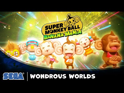 Super Monkey Ball Banana Mania | Wondrous Worlds