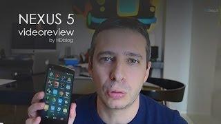 LG Nexus 5 videoreview da HDblog.it