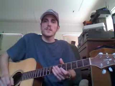 Trace Adkins This Aint No Thinkin Thing  NEW COVER Nathaniel Newman  YouTube