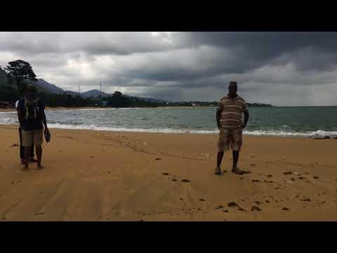 A Day at Lakka and Hamilton beaches | Freetown Sierra Leone