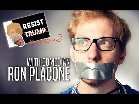 What Should Progressives Do if Democrats Resist Change? (w/Comedian Ron Placone)