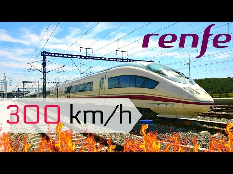 Renfe High Speed Rail - Madrid to Seville