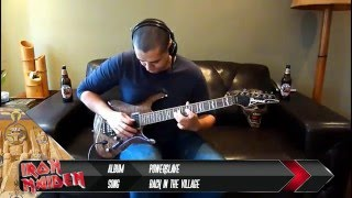 The Ultimate IRON MAIDEN Medley - 155 Riffs