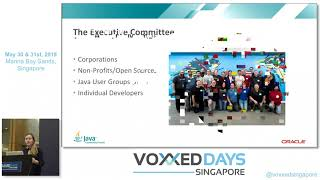 The Future of Java and You - Voxxed Days Singapore 2019