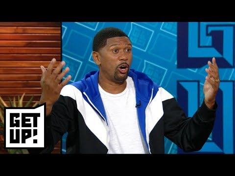 Jalen Rose shuts down LeBron James being all-time best NBA player argument | Get Up! | ESPN