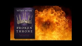 BROKEN THRONE by Victoria Aveyard | Official Book Trailer | Red Queen Series