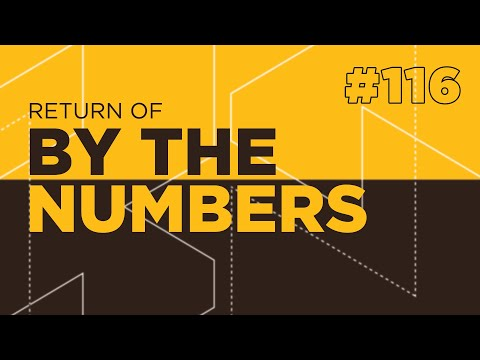 Return Of By The Numbers #116