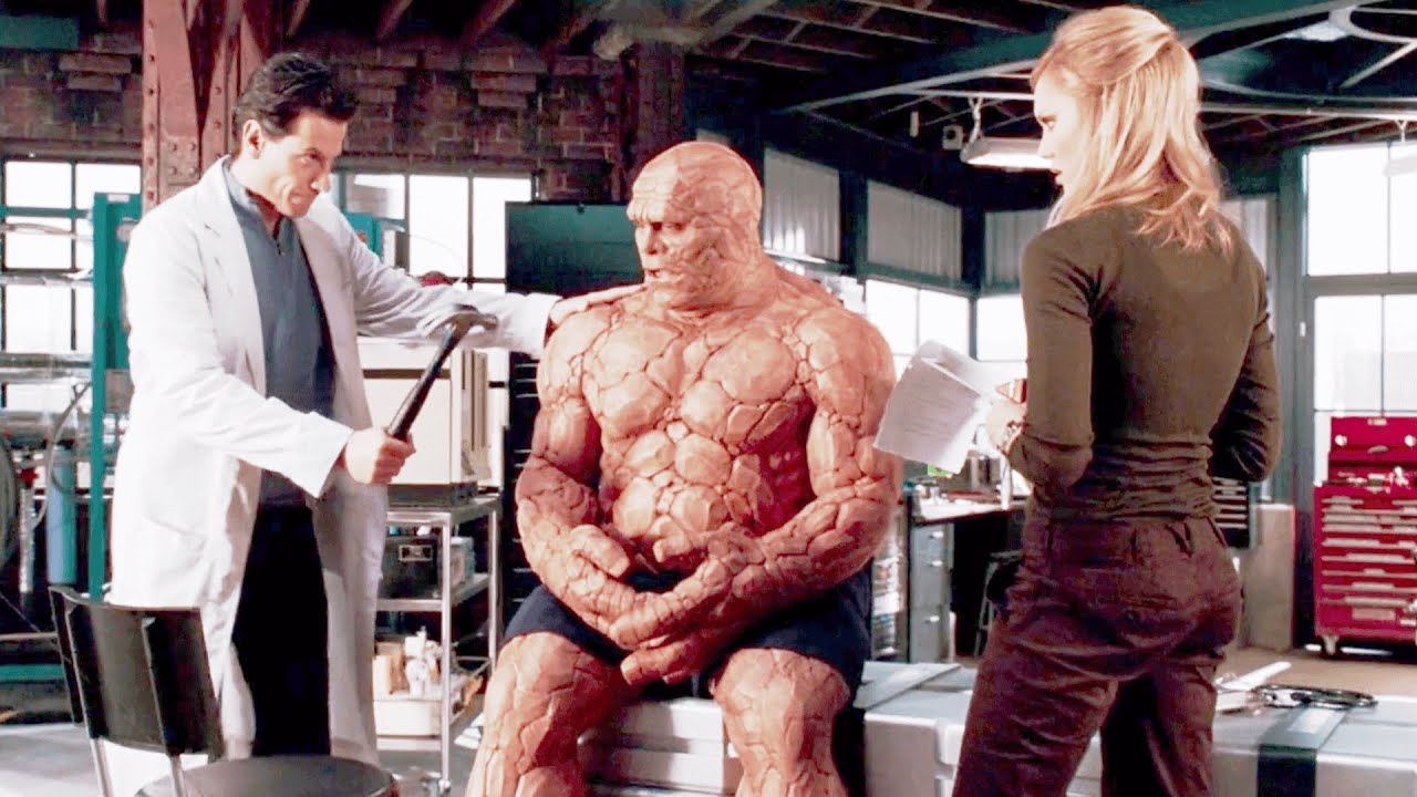 Download Fantastic Four 1+2+3 (2015) Film Explained in Hindi | Fantastic Four full parts Summarized हिन्दी