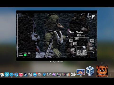 FNAF On Mac Test