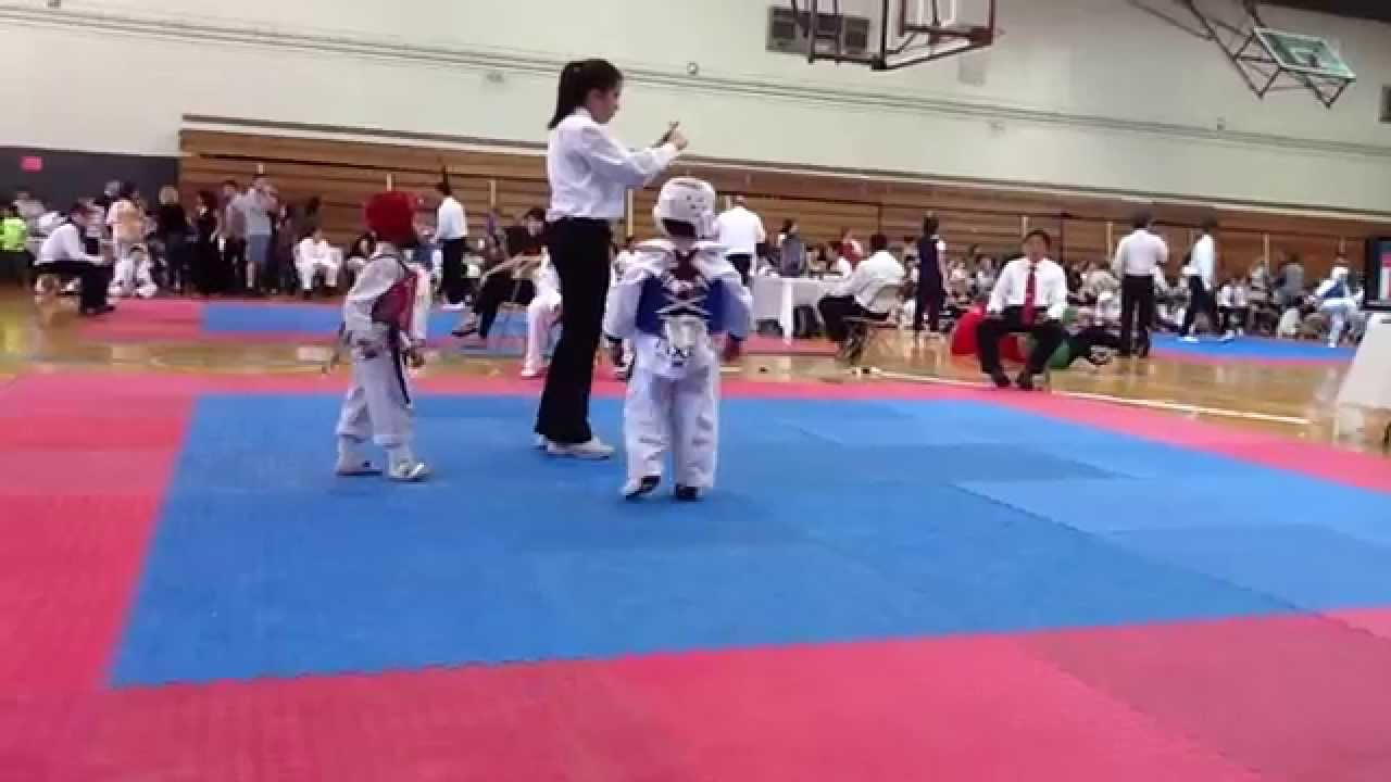 Arizona Taekwondo State Qualifier--Sparring--match 2 ...