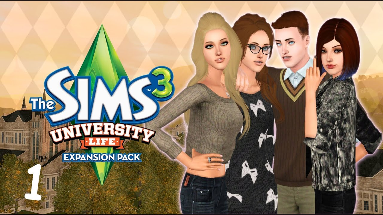 dating in sims 3 university Like all the other games that sims can play in the sims 2, the sims 3 is a looping gameplay video shown on the the sims 3: university life: the sims 3 starter.