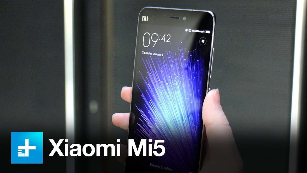 Xiaomi Mi5 Pro - Hands On
